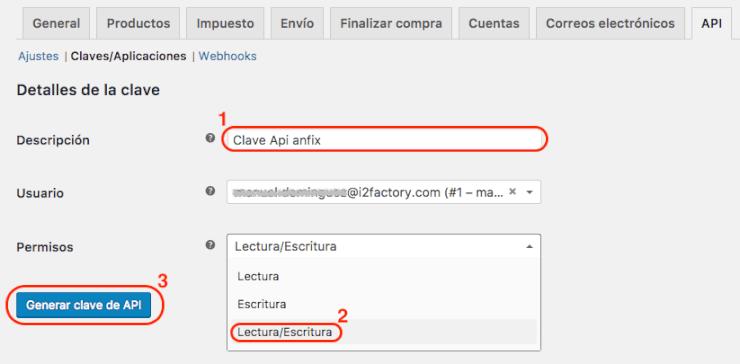 Conecta Anfix con WooCommerce - Blog de Anfix