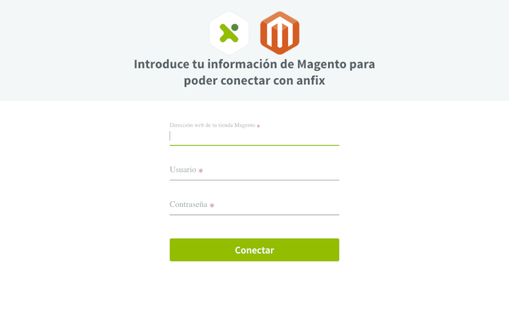 Conecta Anfix con Magento - Blog de Anfix
