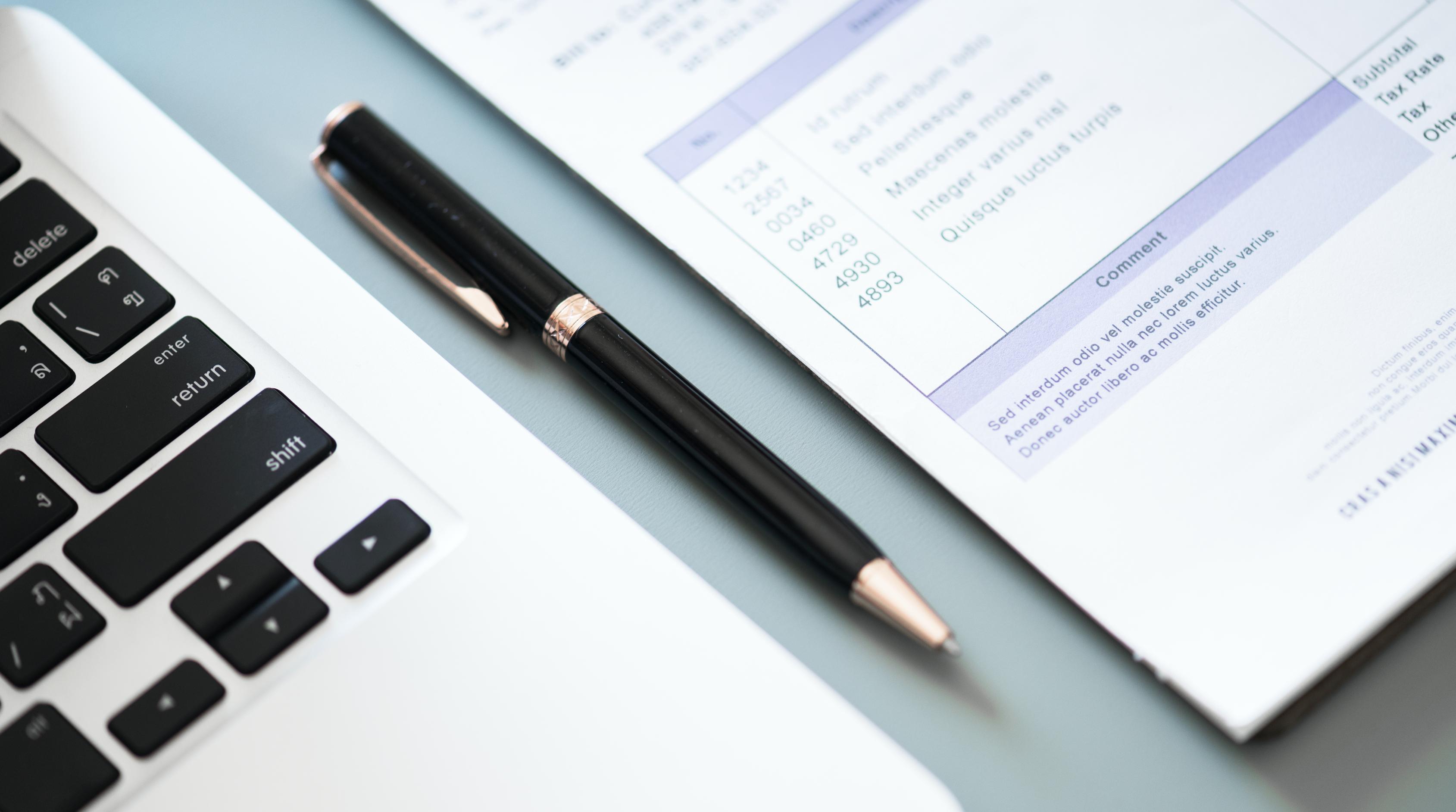 Cómo hacer una factura proforma