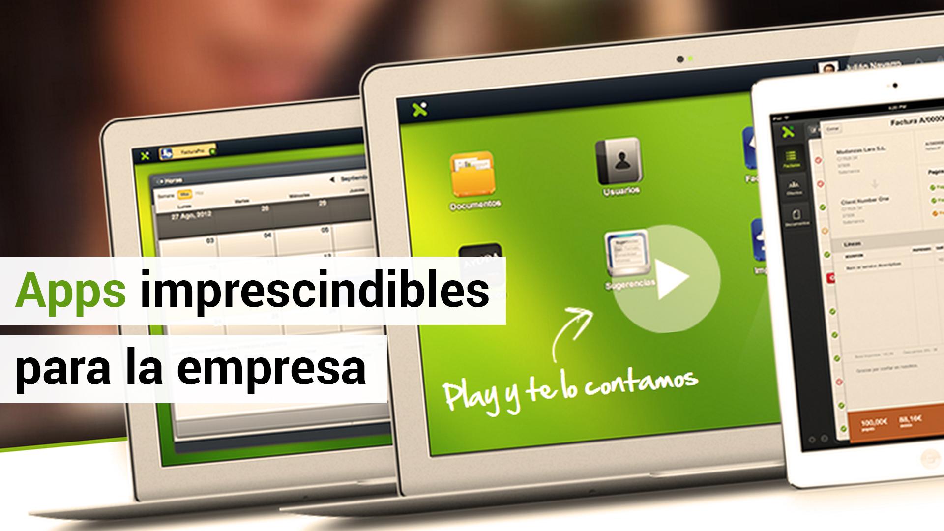 5 apps imprescindibles para tu empresa de servicios