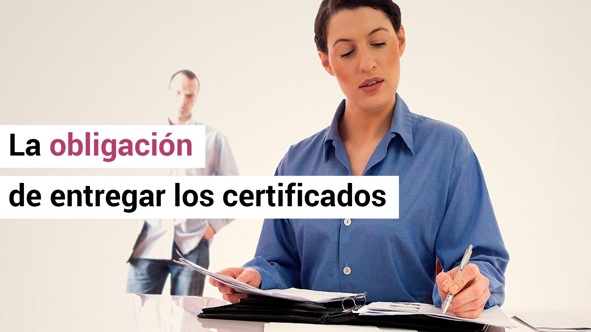 El Certificado de Retenciones de IRPF: lo básico que debes saber
