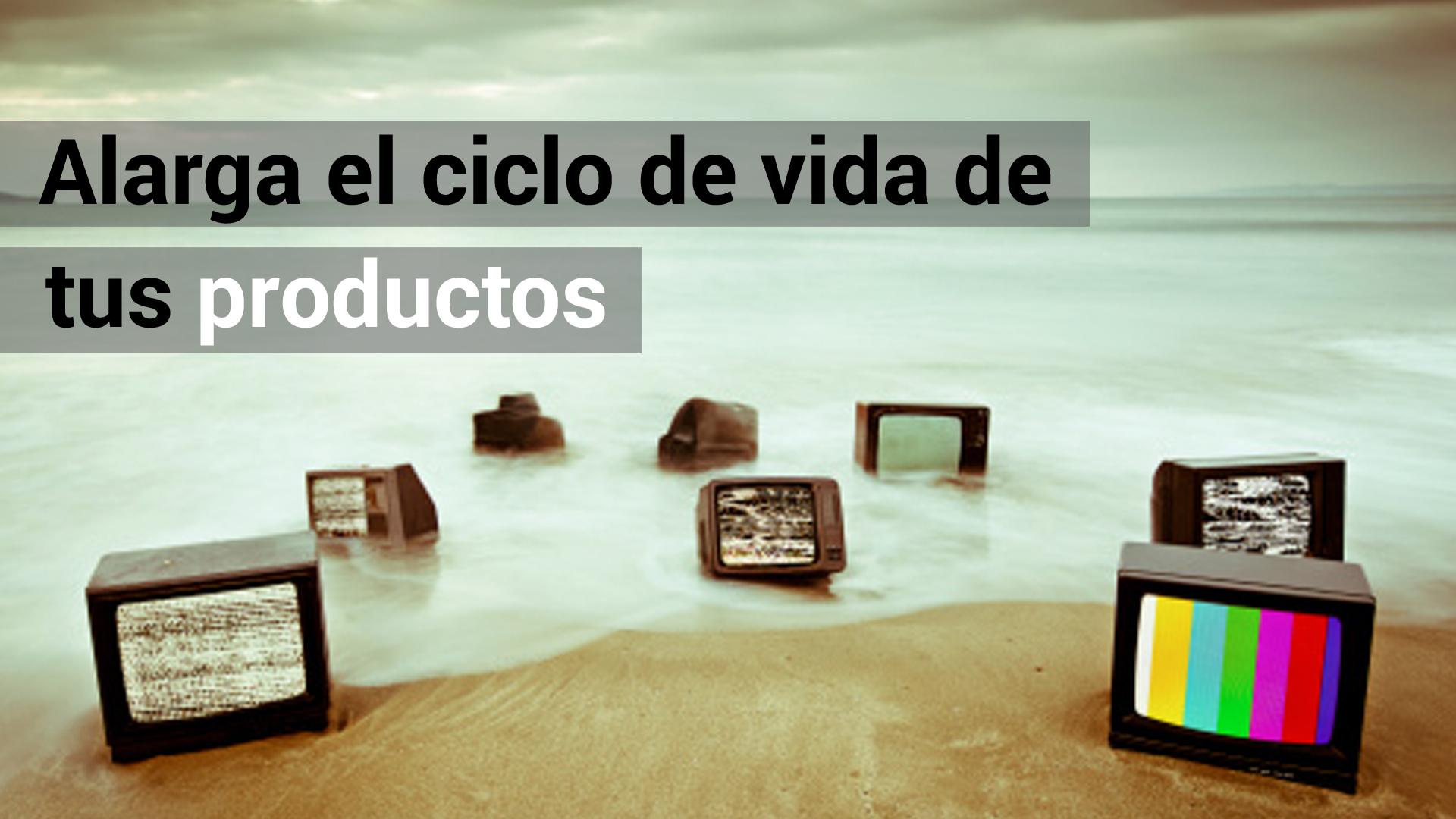 ¿Sabes cómo alargar el ciclo de vida de un producto?
