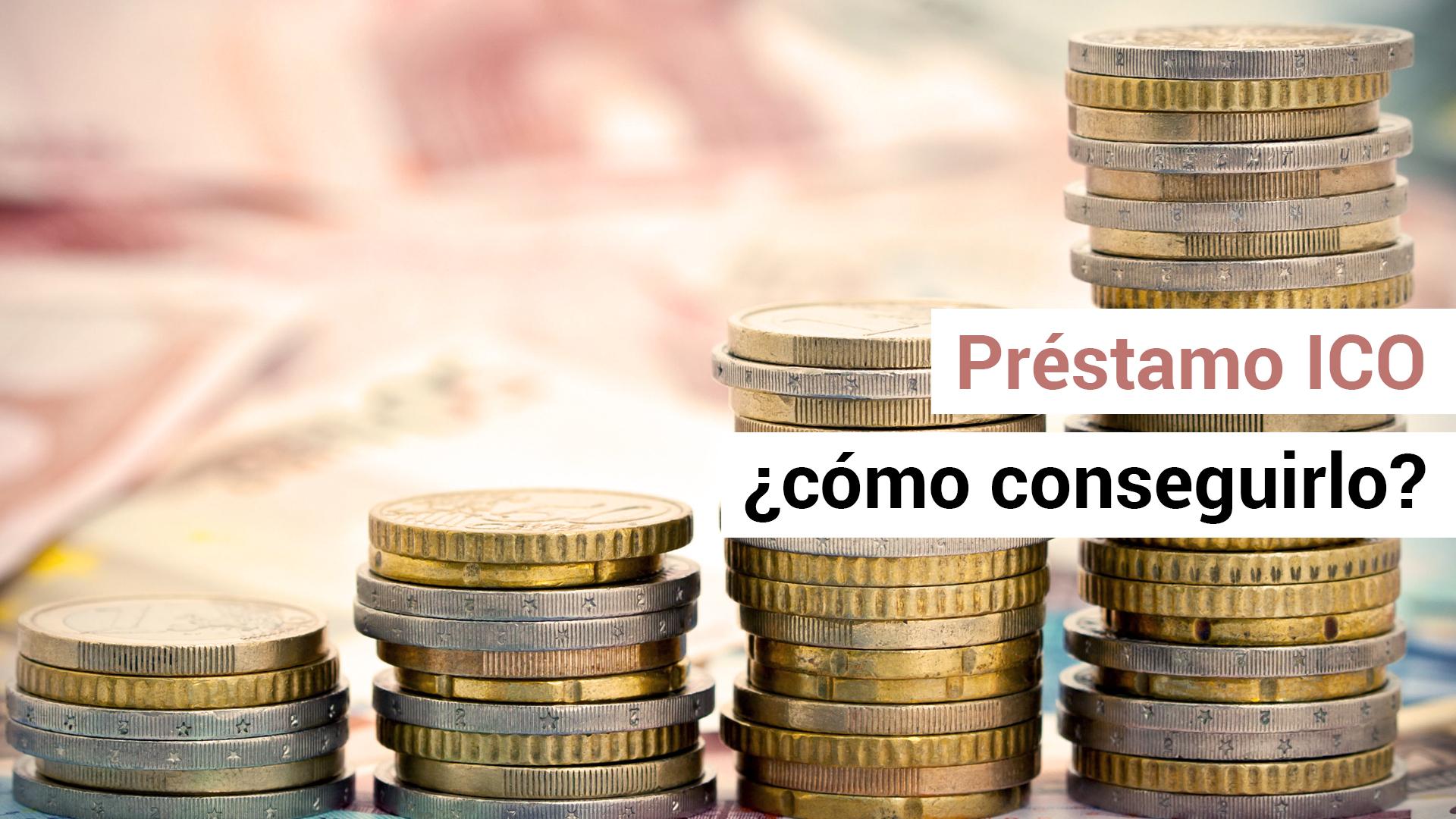 Cómo conseguir un préstamo ICO para tu negocio