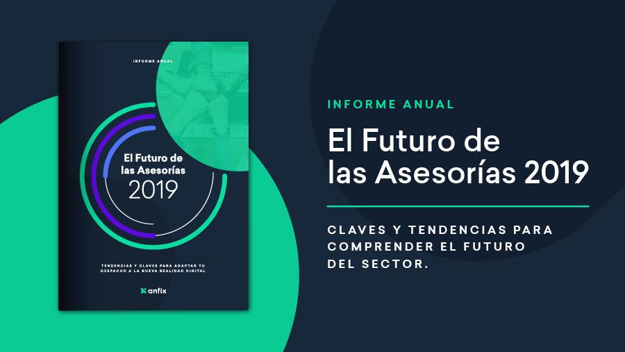 [Informe anual] El Futuro de las Asesorías 2019
