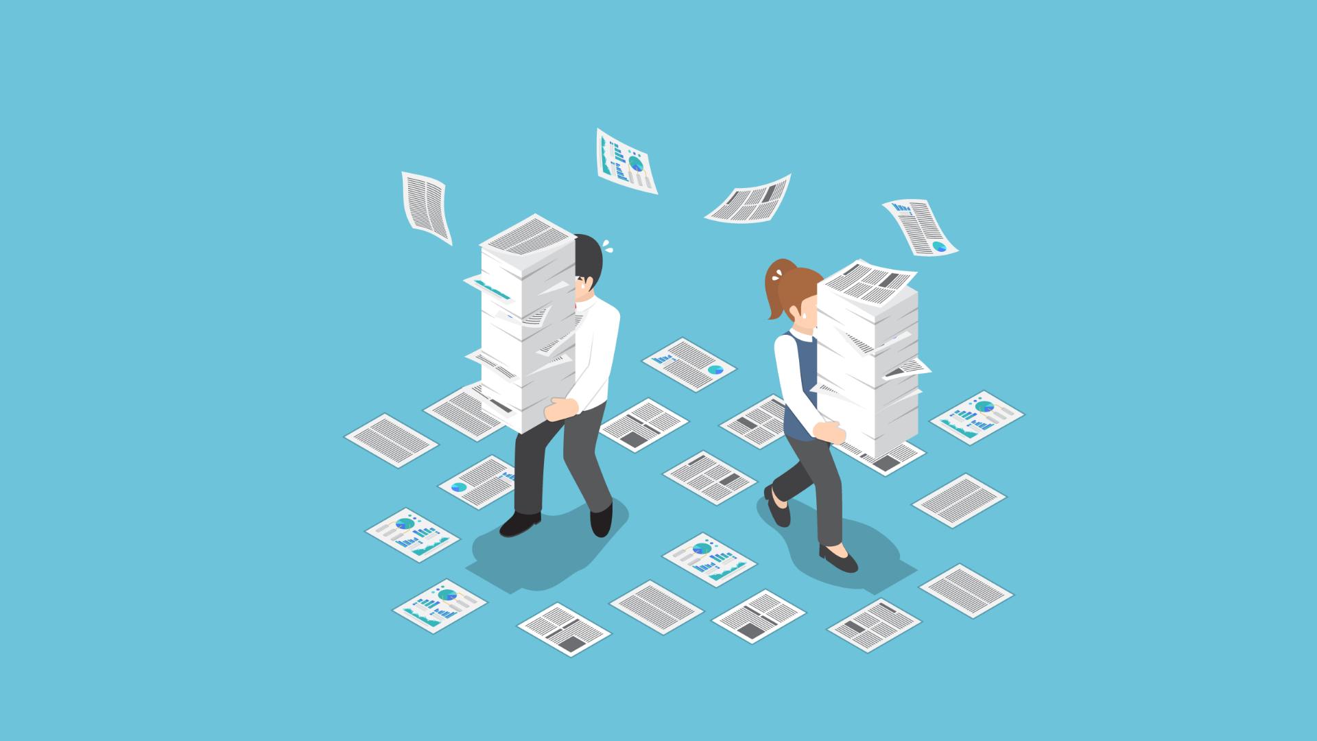 Solo el 25% de los asesores envían informes a sus clientes de manera regular
