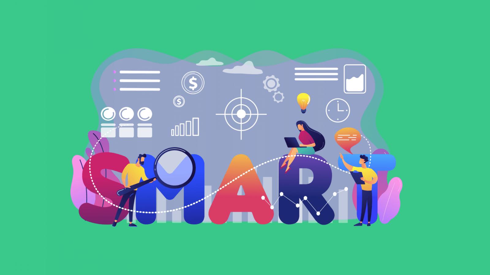 Prepara tus metas para el próximo trimestre: ponte objetivos SMART