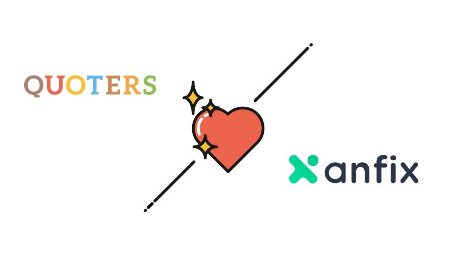 Cómo hacer presupuestos profesionales con Quoters y convertirlos en facturas con Anfix