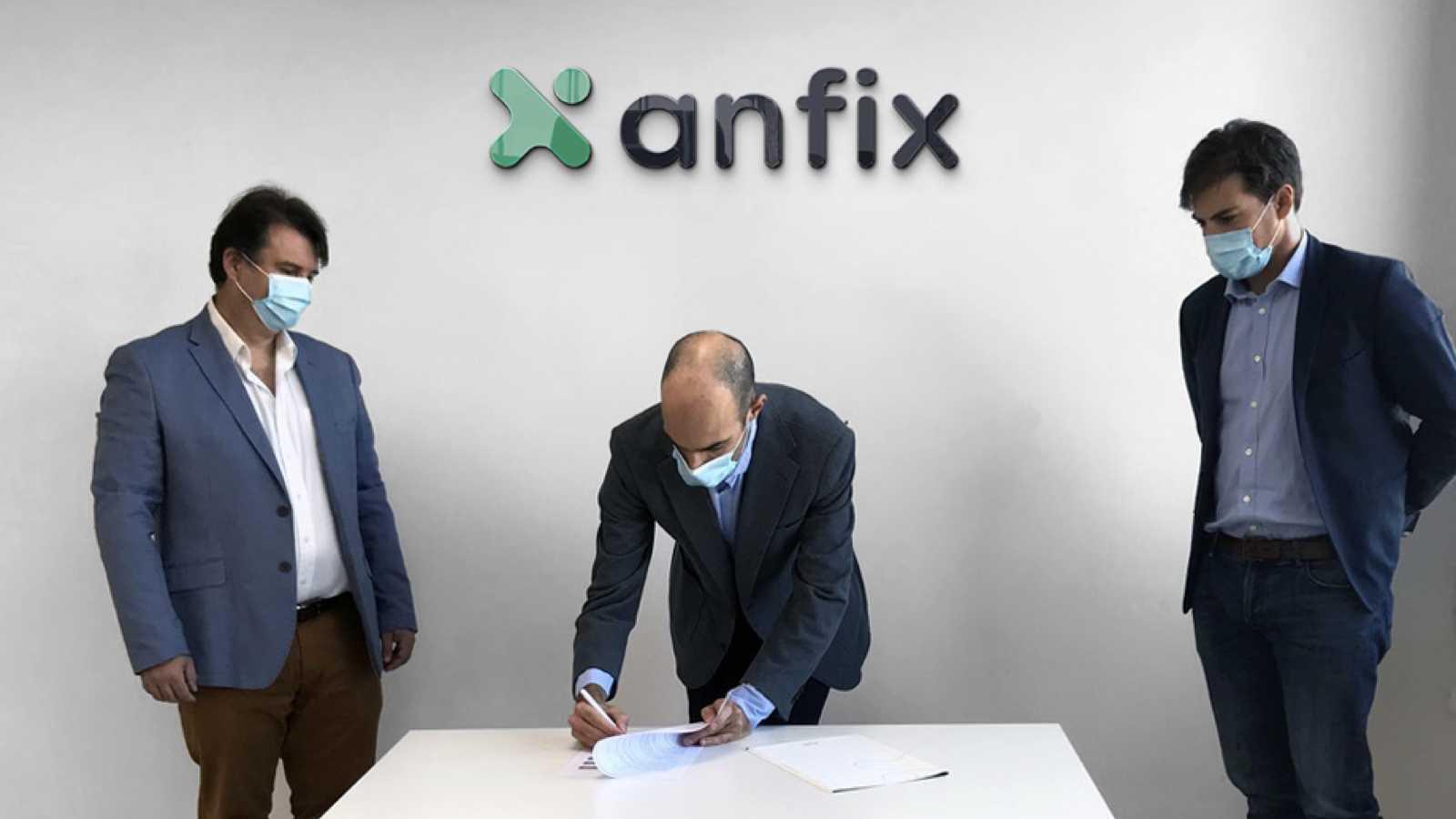 Anfix y Profiture firman un acuerdo para ofrecer una solución de análisis de rentabilidad para despachos