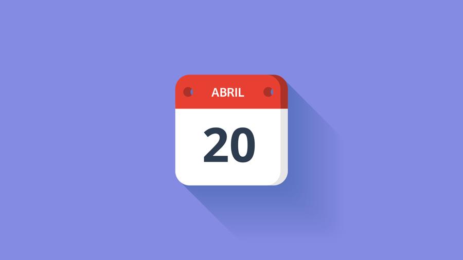 Calendario fiscal de abril 2018: Presenta a tiempo tus impuestos