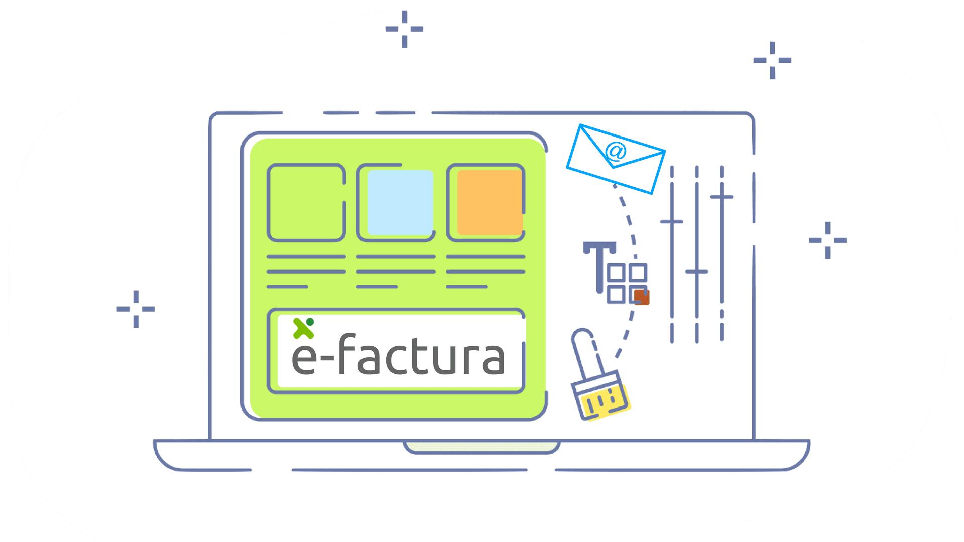 ¿Una factura electrónica es lo mismo que una factura en PDF?