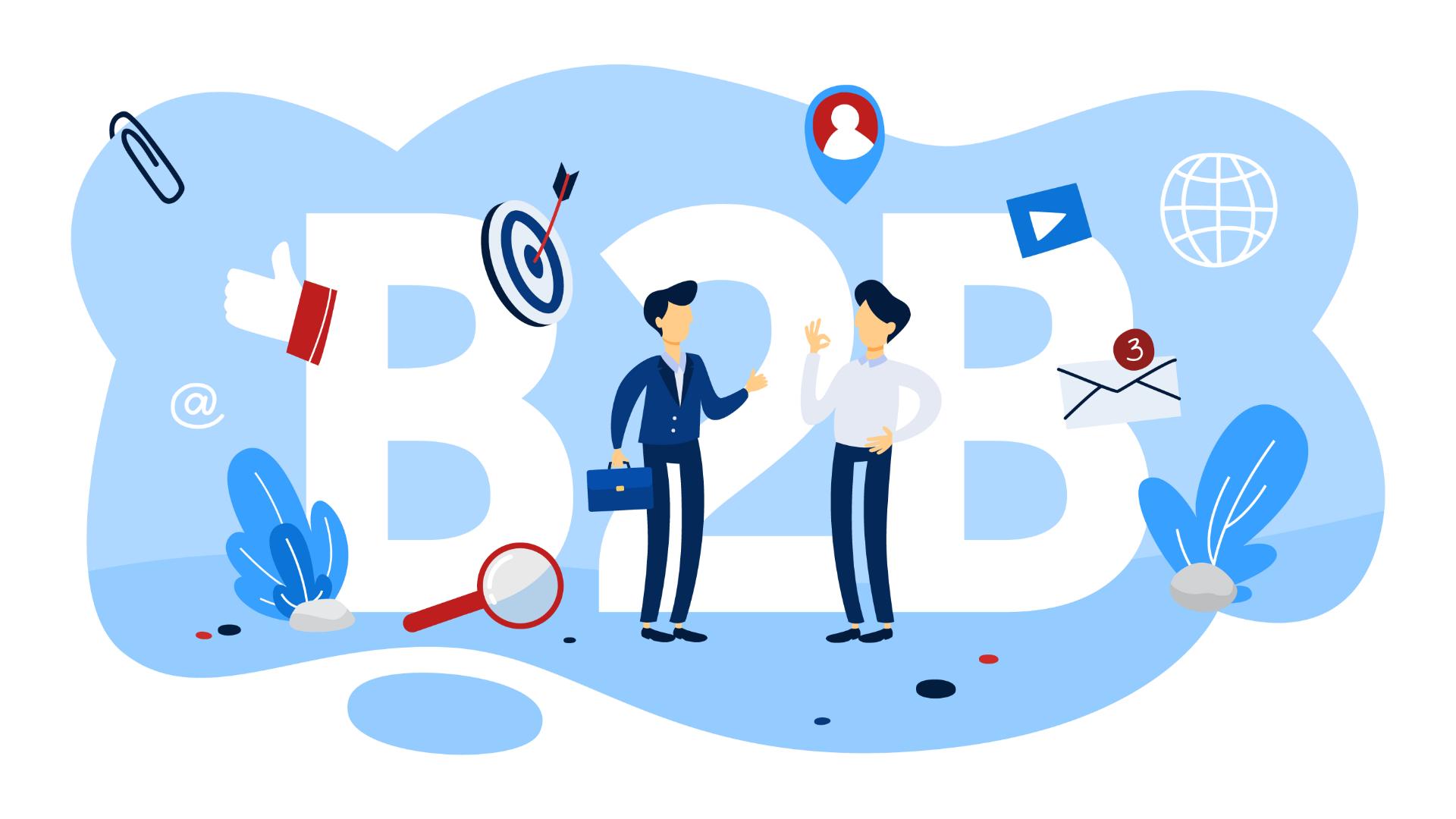 ¿Cómo aplicar una estrategia B2B en tu asesoría?