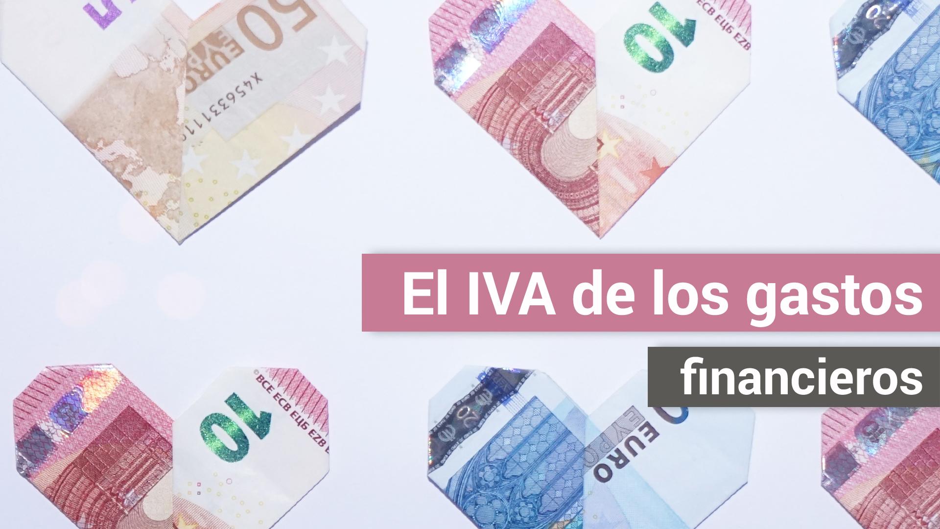 El IVA de las comisiones bancarias
