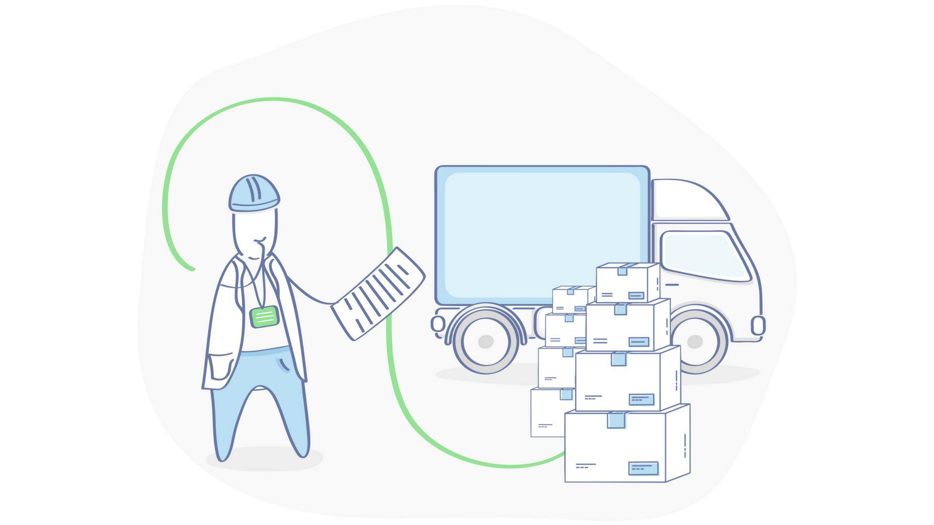 7 conceptos básicos de la gestión del almacenes