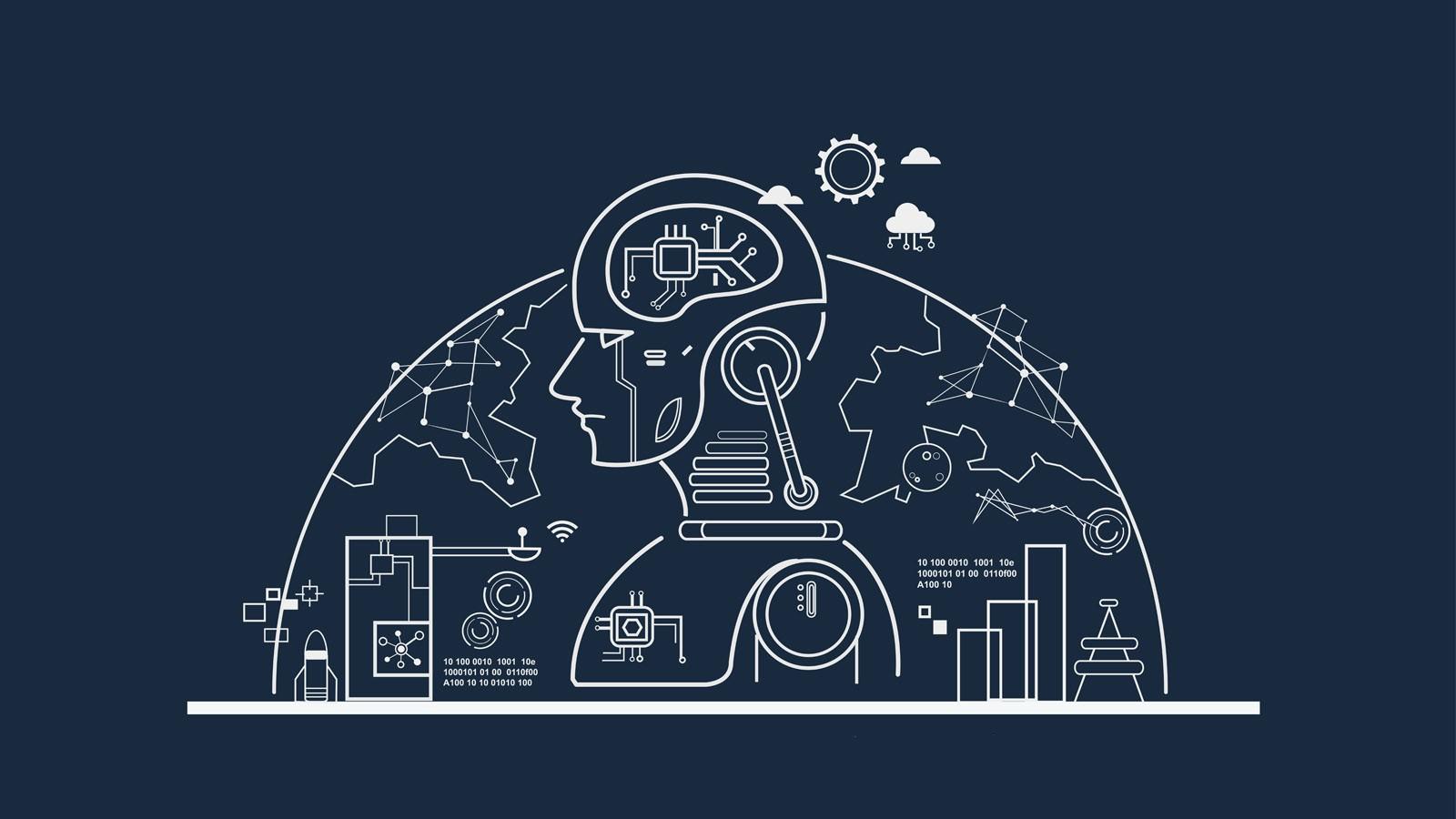 5 aplicaciones futuristas de inteligencia artificial (IA) en las empresas