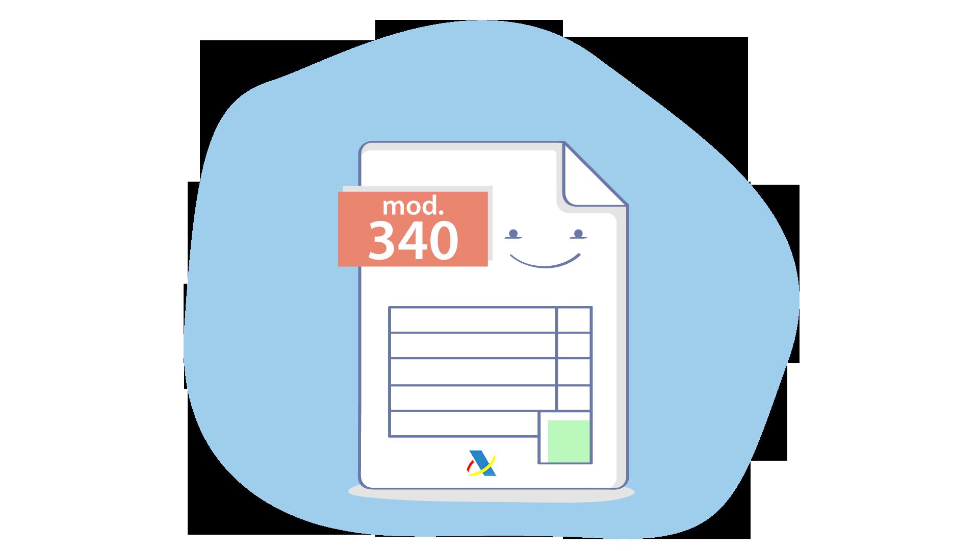 Modelo 340 y los registros de IVA: cómo rellenarlo paso a paso
