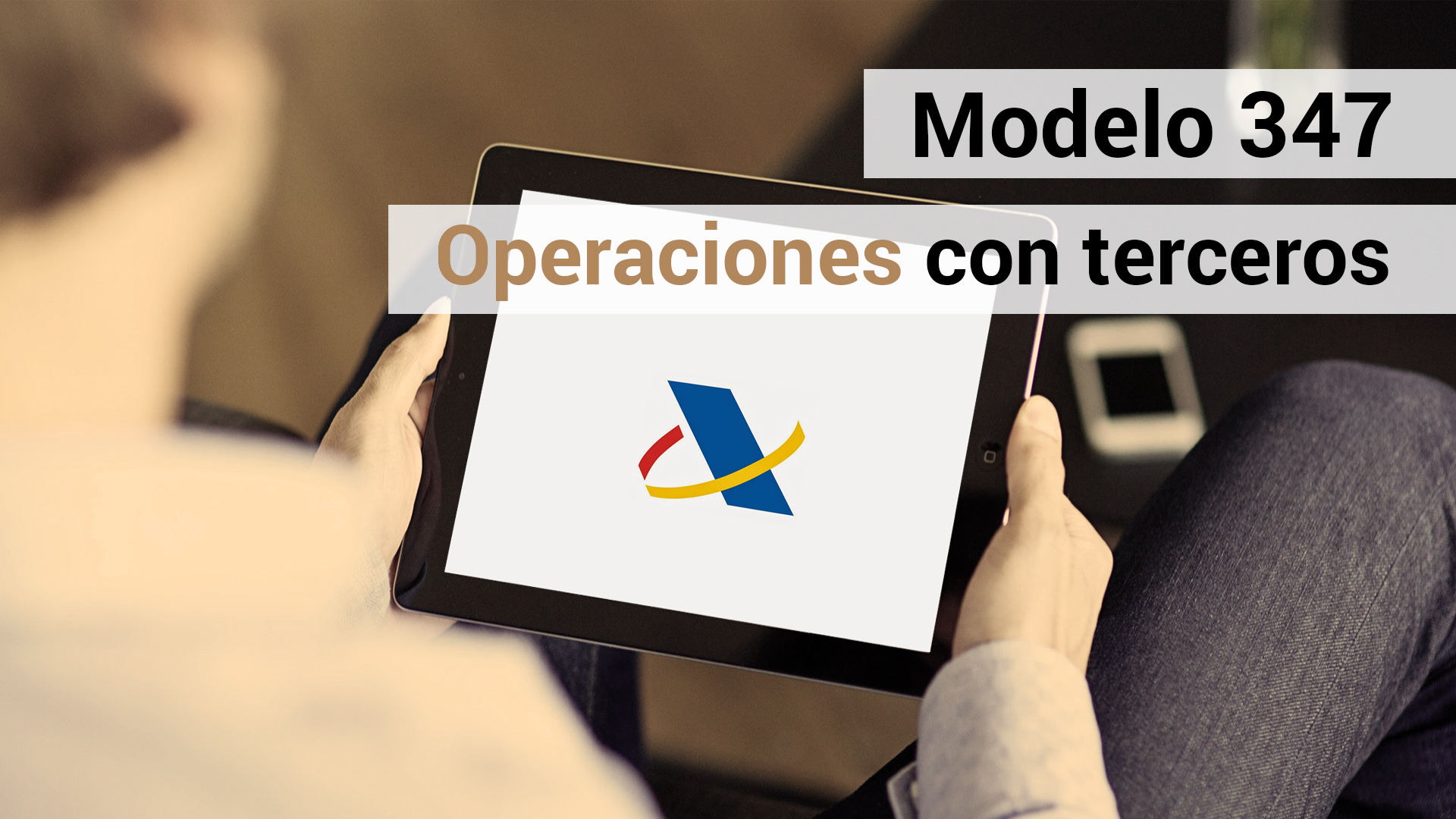 Cómo rellenar el modelo 347: declaración de operaciones con terceros