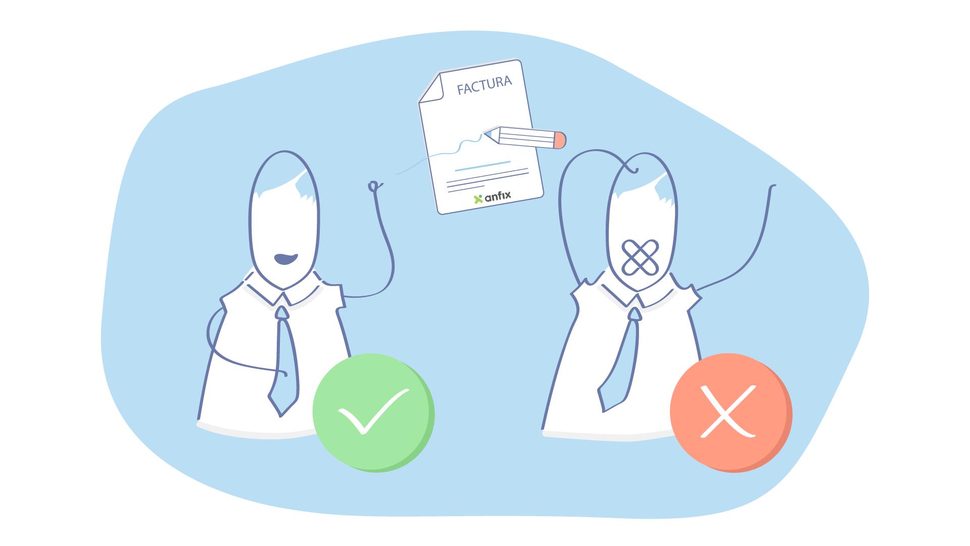 Anular una factura: ¿Cómo cancelar una factura emitida?