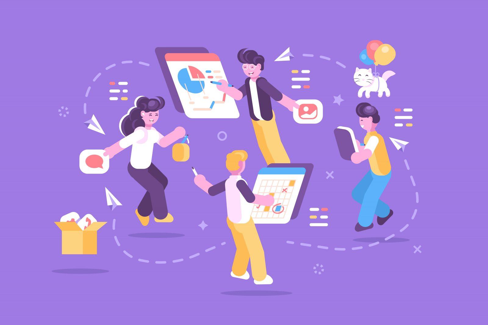 ¿Cómo delegar tareas para aumentar la productividad?